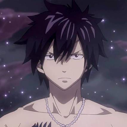 Grey fullbuster english voice actor